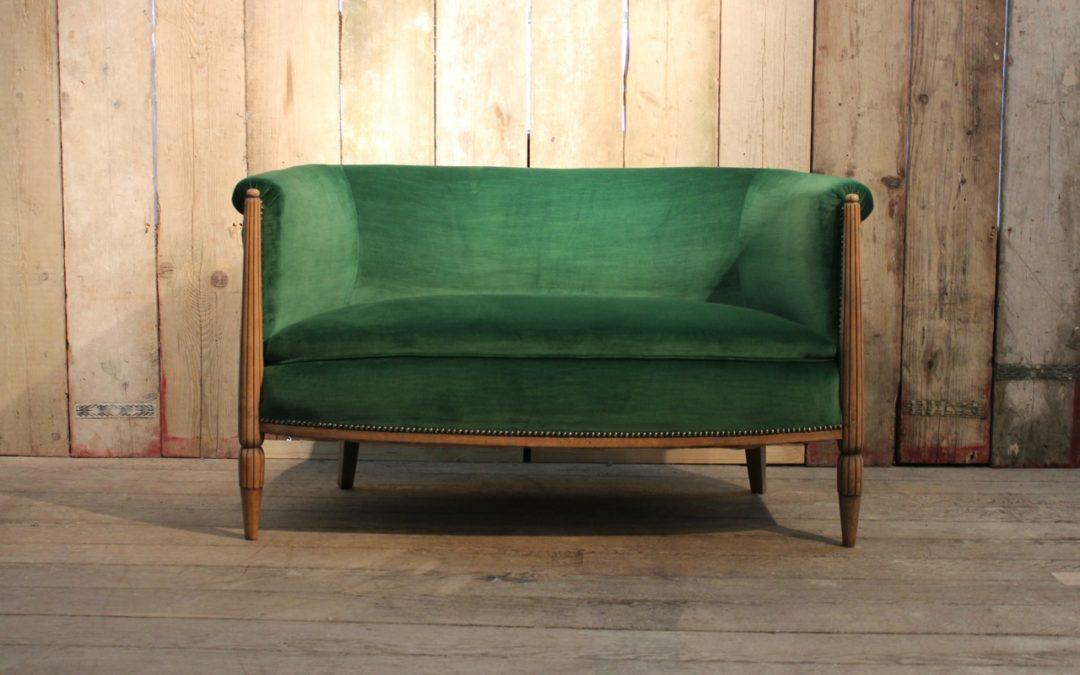 ¿Cómo son los muebles de decoración Art Déco?