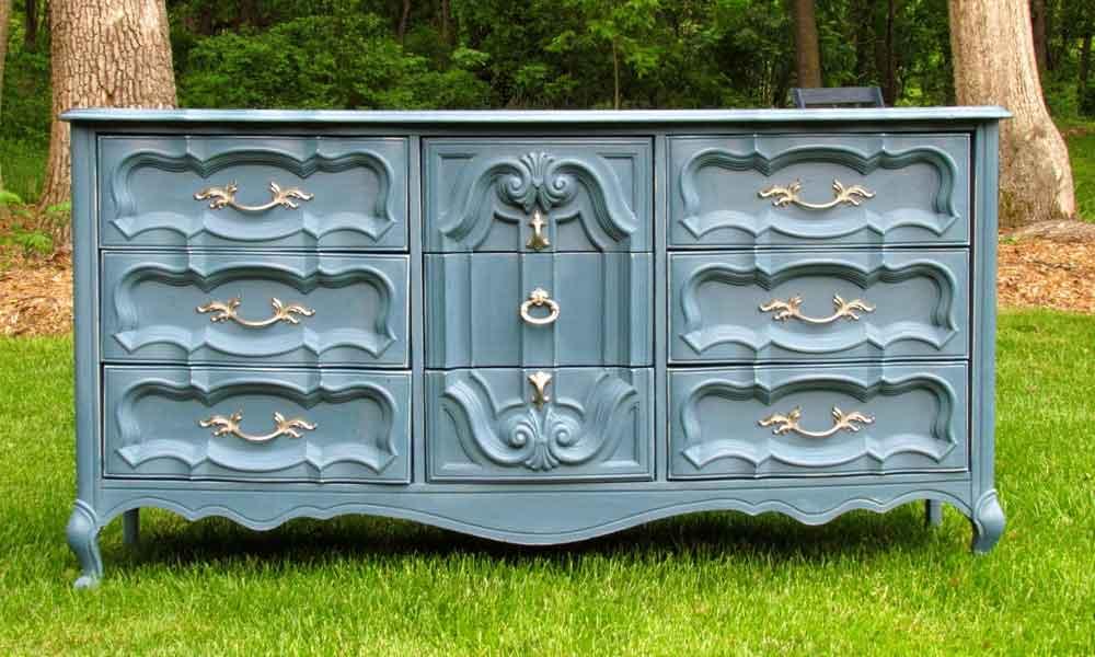 Todo sobre la pintura para muebles efecto tiza