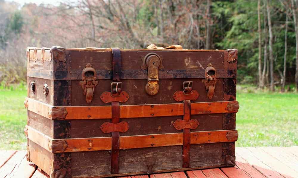 Las mejores ideas para restaurar baúles antiguos