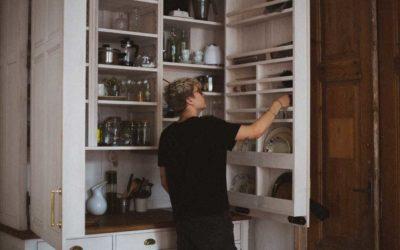 Alacena de cocina, el mueble vintage de moda