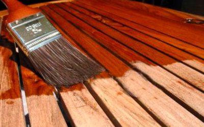 Barniz para madera, una forma de teñir el mueble
