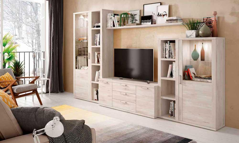 Los mejores colores para pintar muebles de salón