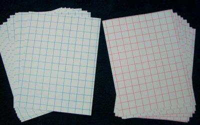 ¿Cómo utilizar el papel transfer?