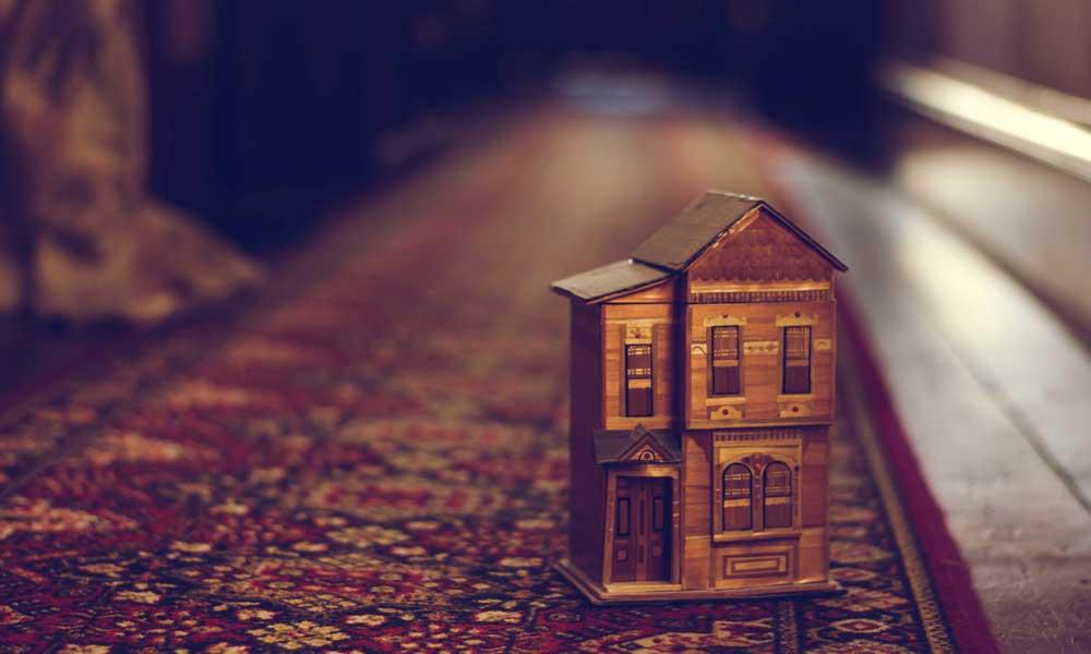 Restaurar miniaturas de muñecas