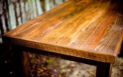 ¿Cómo se aplica la laca en madera?