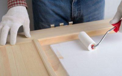 Imprimación para madera