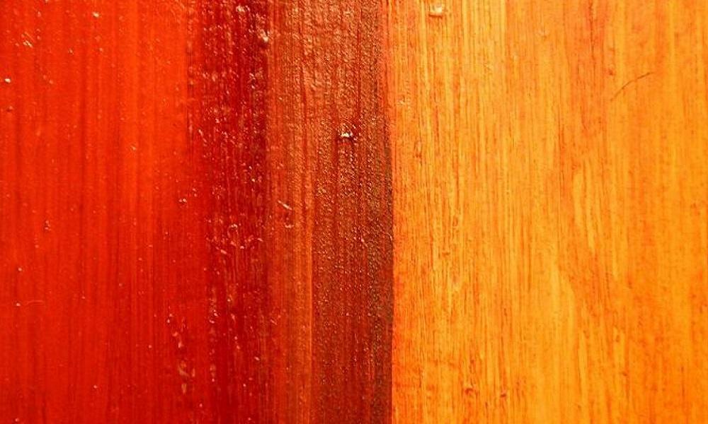 Pintura al aceite para madera