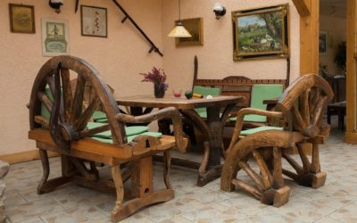 Muebles antiguos segunda mano