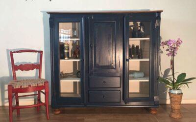 Cómo restaurar un armario de madera antiguo