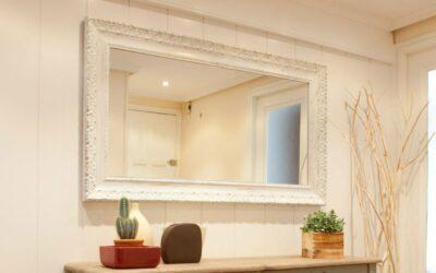 Restaurar espejos antiguos
